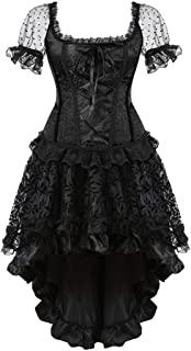 Best gothic corset prom dress Reviews