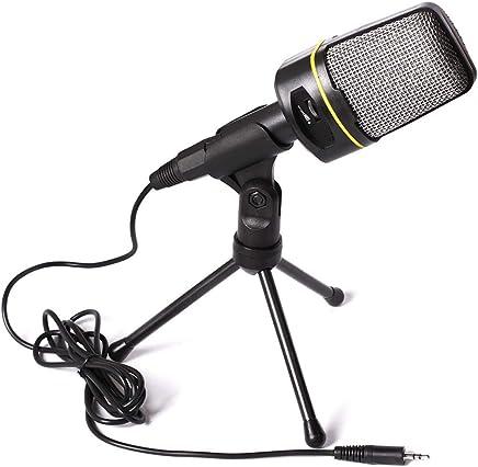 XIANGA Microfono Registrazione Audio Professionale per Microfono da Studio con Microfono a condensatore - Trova i prezzi più bassi