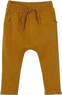 Vertbaudet Pantalon Molleton bébé garçon uni
