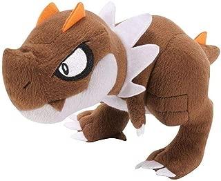 Pokemon XY TOMY 8 Inch Basic Plush Tyrunt