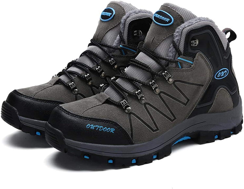 08a93052c Giles Jones Men's Men's Men's Hiking shoes Winter Snow Hiking Boots Outdoor  Mountain Climbing shoes 70179a