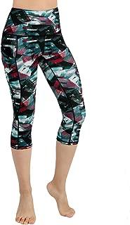 ODODOS Women's High Waisted Pattern Leggings, Tummy...