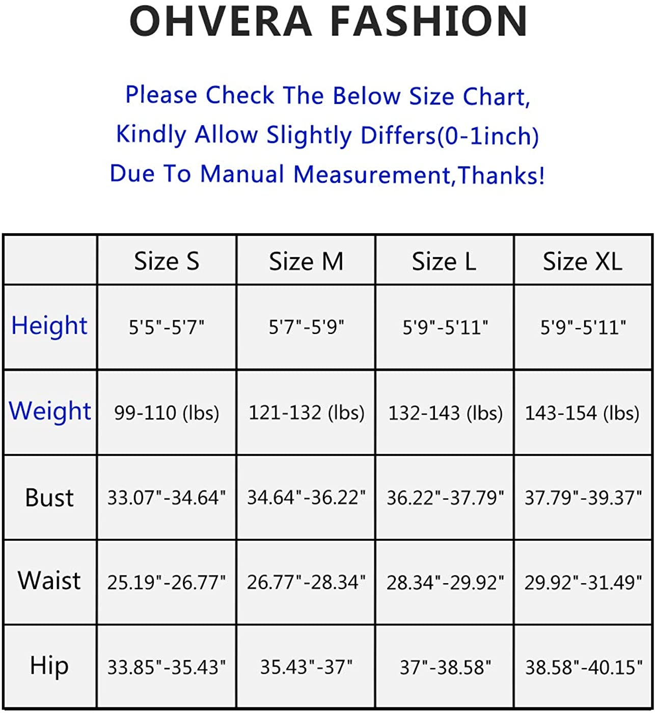 Ohvera Women's Solid Sexy High Split Long Formal Party Dress Evening Gown