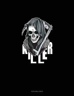 Killer: 3 Column Ledger