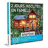 SMARTBOX - Coffret Cadeau Famille - Cadeau original : Expérience en famille à choisir parmi 650 séjours atypiques