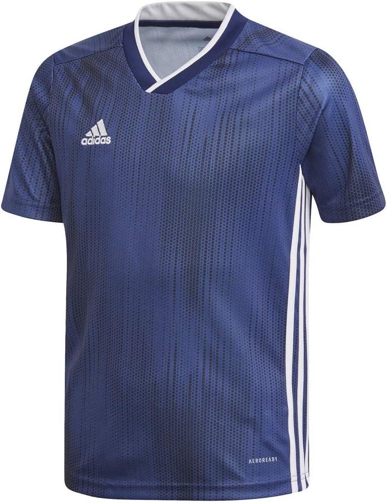 Amazon.com : adidas Tiro 19 Jersey- Junior's Soccer : Sports ...