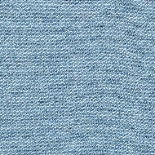 Kaufman Chambray 4.5 Oz Washed Light Indigo, Fabric by the Yard