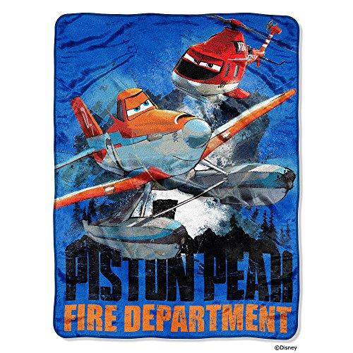 Northwest Disney's Planes Fire & Rescue Planes to The Rescue Micro Raschel Throw - 46