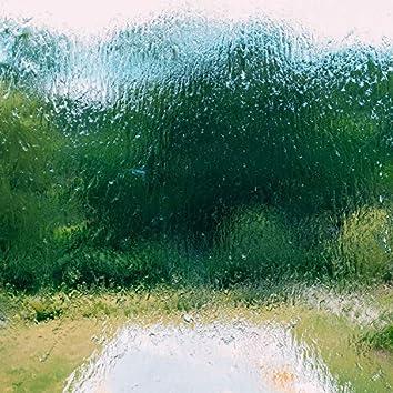 Efficient Rainy Soundscape