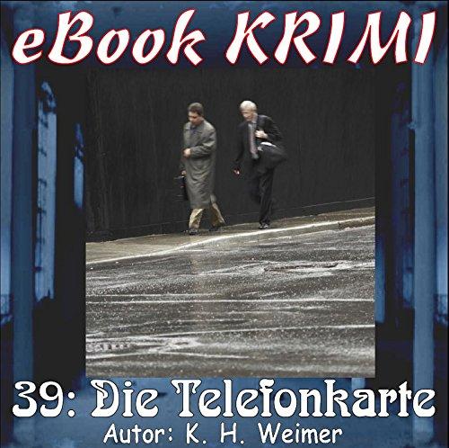 Krimi 039: Die Telefonkarte