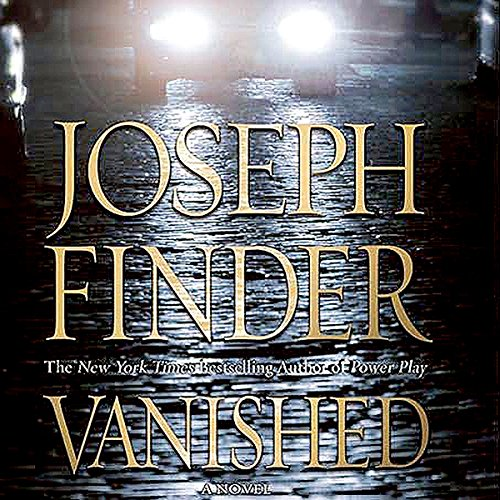 Couverture de Vanished