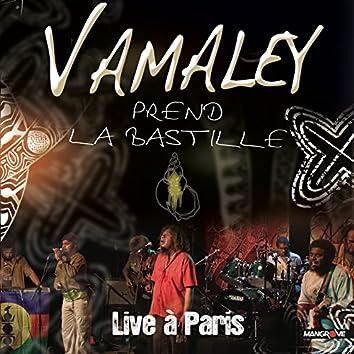 Vamaley prend la Bastille (Live à Paris)