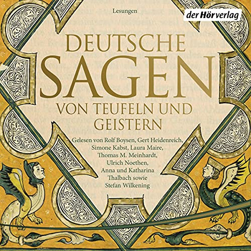 Deutsche Sagen von Teufeln und Geistern cover art