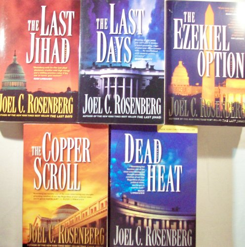 The Last Jihad/The Last Days/The Ezekiel Option/The Copper Scroll/Dead Heat (Political Thriller Series 1-5)