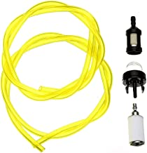 188-512-1 Snap-in Primer Bulb Fuel Line Filter Zf-1 Fuel Filter Kit for McCulloch 3214 3216 3516 Chainsaws Part