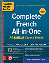 Download Practice Makes Perfect: Complete French All-in-One, Premium Second Edition PDF
