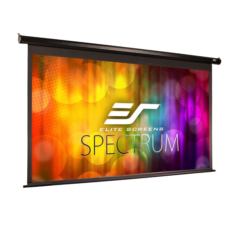 一致する天国コピーエリートスクリーン 電動プロジェクタースクリーン スペクトラム 100インチ(16:9) ブラックケース Electric100H
