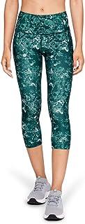 Heatgear Armour Capri Print Pantalones Pirata para Mujer