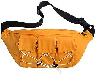 Bolsa de pecho para hombres y mujeres, marca de moda, herramientas de gran capacidad, mochila pequeña, bandolera para homb...