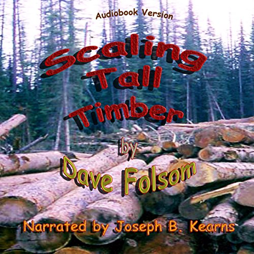 Scaling Tall Timber audiobook cover art