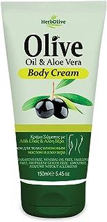 Crema para el cuerpo Herbolive con aceite de oliva y aloe vera 1er Pack (1 x 150 ml)