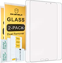 [2-Pack]-Mr.Shield for Samsung Galaxy Tab A 10.1 with S Pen (2016) [Tempered Glass] Screen Protector [0.3mm Ultra Thin 9H Hardness 2.5D Round Edge] with Lifetime Replacement