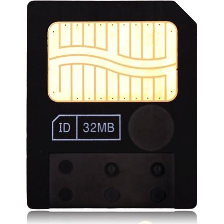 64 Mb Smartmedia Card Sm Memory Computer Zubehör
