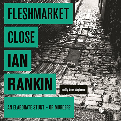 Fleshmarket Close audiobook cover art