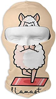 Gomop Ski Cap A Yogic Alpaca Full Face Mask Hunting Cycling Masked Hoods Hat