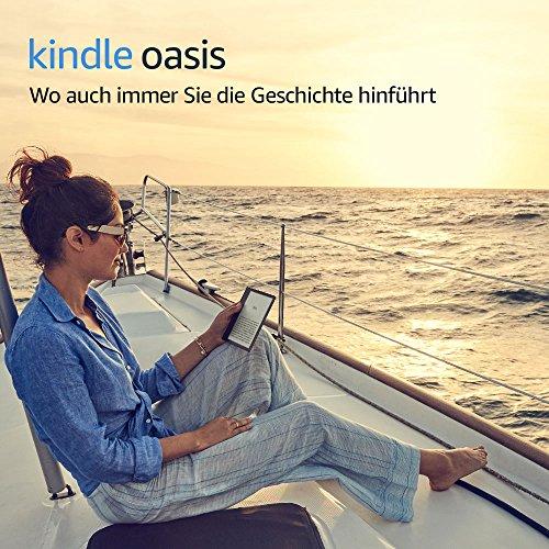 Kindle Oasis eReader - 5