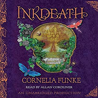 Inkdeath audiobook cover art