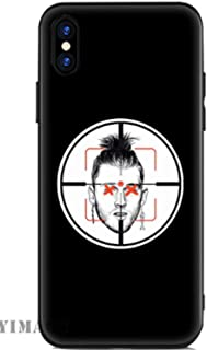 Phone Cases by TorontoFinds | Killshot MGK Custom Shock and dust Resistant Cases, Soft TPU Silicone Mobile Covers Compatible with iPhone (iPhone 6/6s Plus)