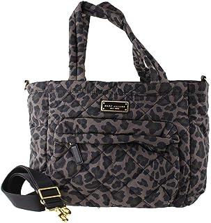 Marc Jacobs M0016407 Spanish Moss/Leopard Multicolor Women's Diaper Bag