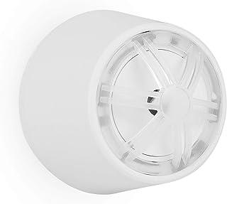 Smartwares RM640K Mini-hittemelder, 10 jaar, voor ruimtes zoals badkamer/keuken, afmetingen slechts Ø50 x 43 mm