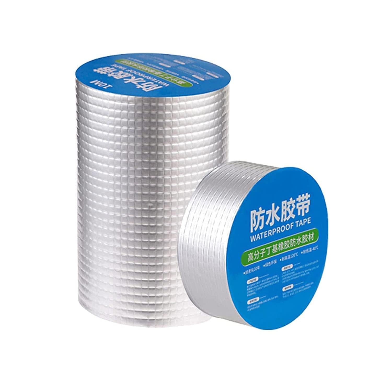 YHBDRobustMend Aluminum Waterproof Tape, Al Limited price Grade San Antonio Mall Professional