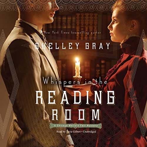 Whispers in the Reading Room audiobook cover art