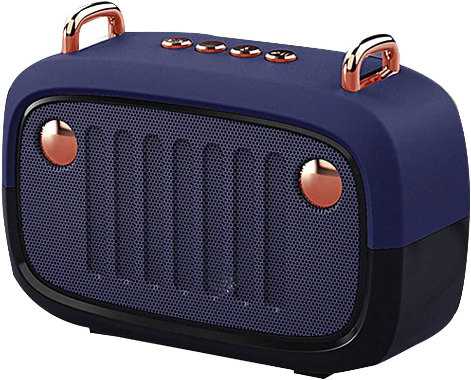 NSDRBX Portable Small Speaker with Card Bluetooth Mode FM Cheap mail order Import specialty store Radio