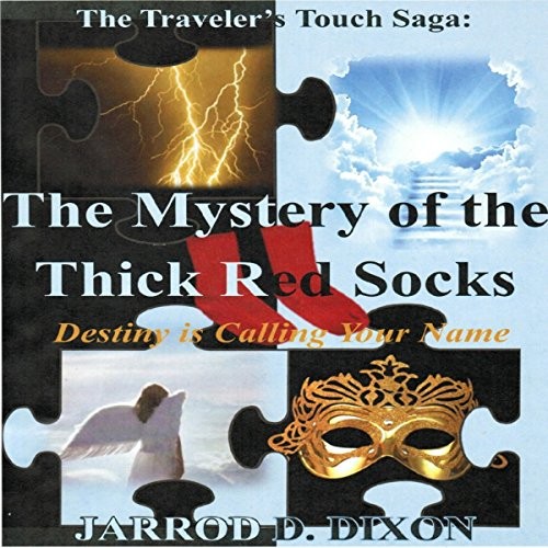 The Traveler's Touch: The Mystery of the Thick Red Socks audiobook cover art