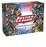 Topi Games - DC-WB-579002 - Justice League - Ultimate Battle Cards, Multicolore
