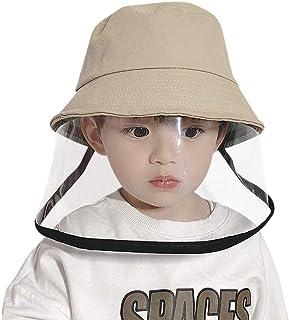 Girls Cap Toddlers Fisherman Plain Color Cartoon Duck Bucket Safari Bush Sun Hat