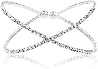 delicate cross bracelet