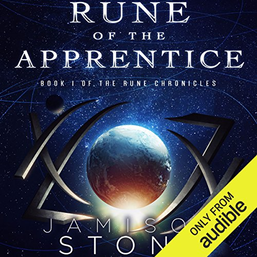 Rune of the Apprentice audiobook cover art