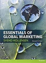 Essentials of Global Marketing by Svend Hollensen (2012-07-12)
