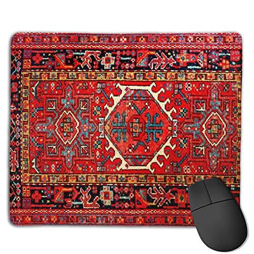 Gaming Mouse Pad Iran Orientalische iranische ethnische traditionelle Stammes-Mousepad Rechteck-Mauspads Mat.-Nr.