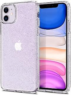 Spigen Liquid Crystal Glitter Designed for Apple iPhone 11 Case (2019) - Crystal Quartz