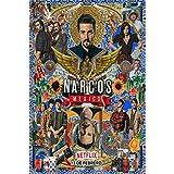 ZHINING Narcos Mexico Season TV Series Poster Wall Art Picture Lienzo Posters e Impresiones Impresión HD Pintura al óleo Mural Sala de Estar Decoración del hogar Pintura sin Marco