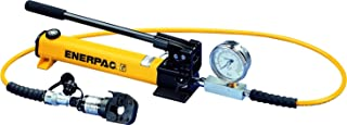 Enerpac STC-750FP Tool and Pump Set with WHC750 Hydraulic Cutter and P392FP Foot Pump