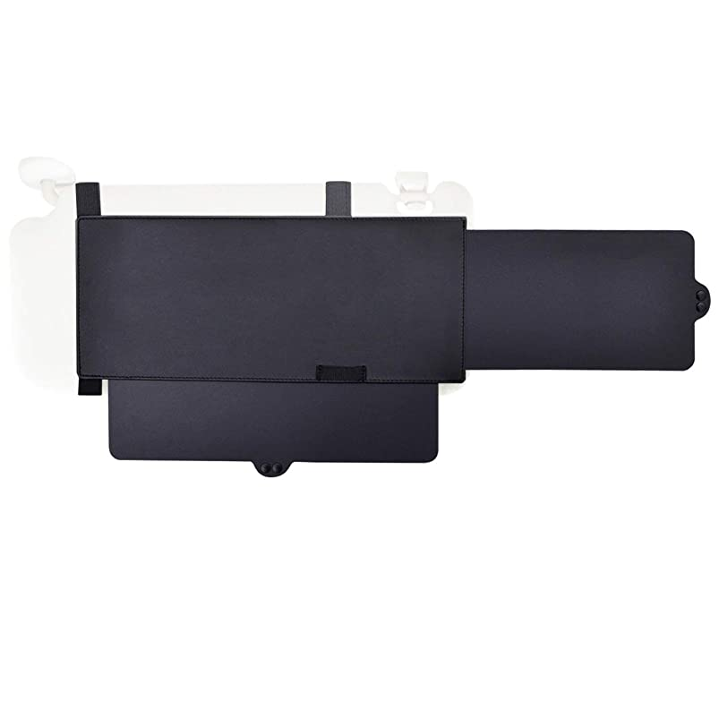 VZCY Car Visor Sunshade Extender, Anti-Glare Window Sunshade for Front Seat Driver or Passenger -1 Piece oqzbwuzn796499