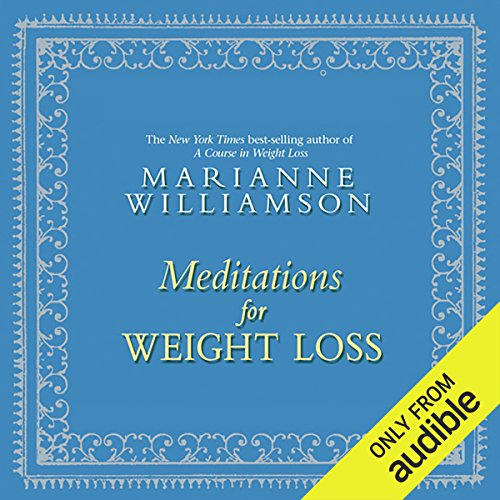 Meditations for Weight Loss audiobook cover art