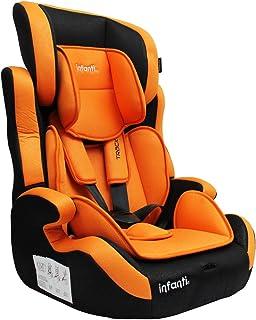 Infanti Autoasiento Tipo Booster, Black/Orange